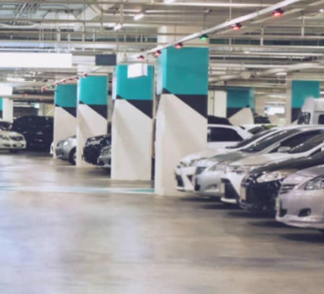 limpieza de parking en Madrid