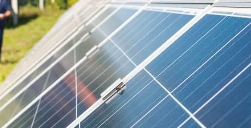 Limpieza de placas solares y fotovoltáicas