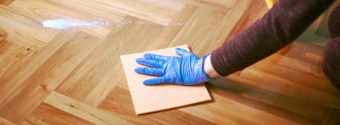 Cómo limpiar el parquet y que quede como nuevo