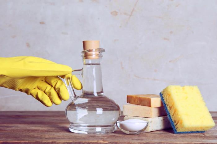 Limpieza de casa con bicarbonato