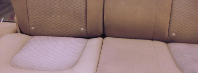 Cómo desinfectar la tapicería de tu coche de virus