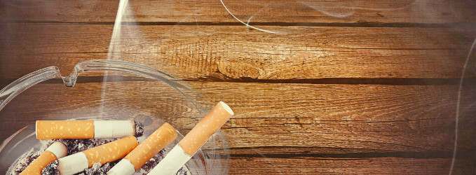 Eliminación del olor a tabaco