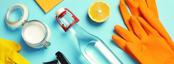 Cómo hacer un desinfectante casero para la ropa del hogar