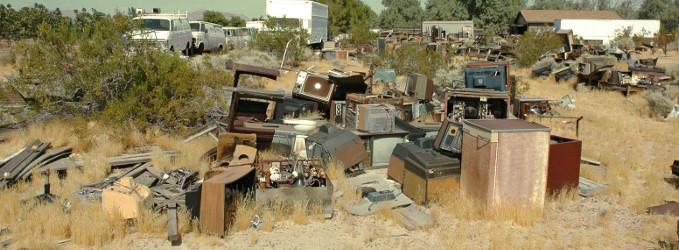 Cuáles son las consecuencias de no reciclar los enseres u objetos que tiramos a la basura