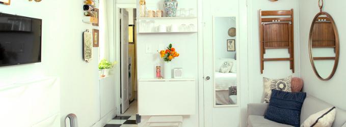 Cómo aprovechar espacios pequeños en tu vivienda