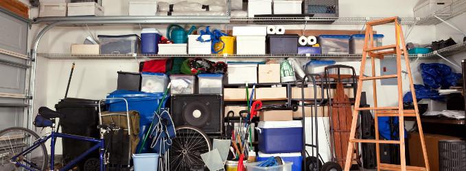 Cómo organizar el trastero de tu casa